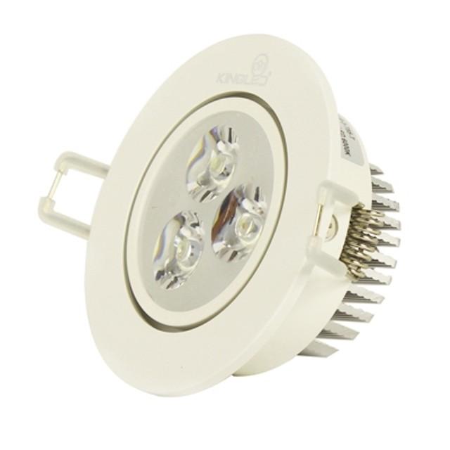 Đèn led âm trần chiếu rọi kingled DLR-3-T85-T/V